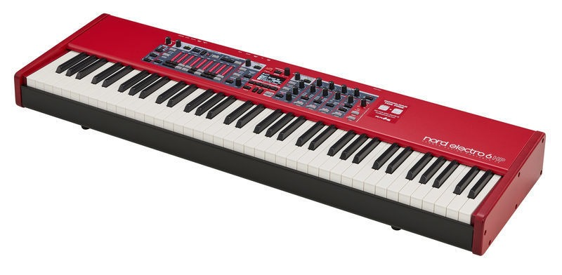 NORD LEAD 4 ANALOG MODELING SYNTHESIZER