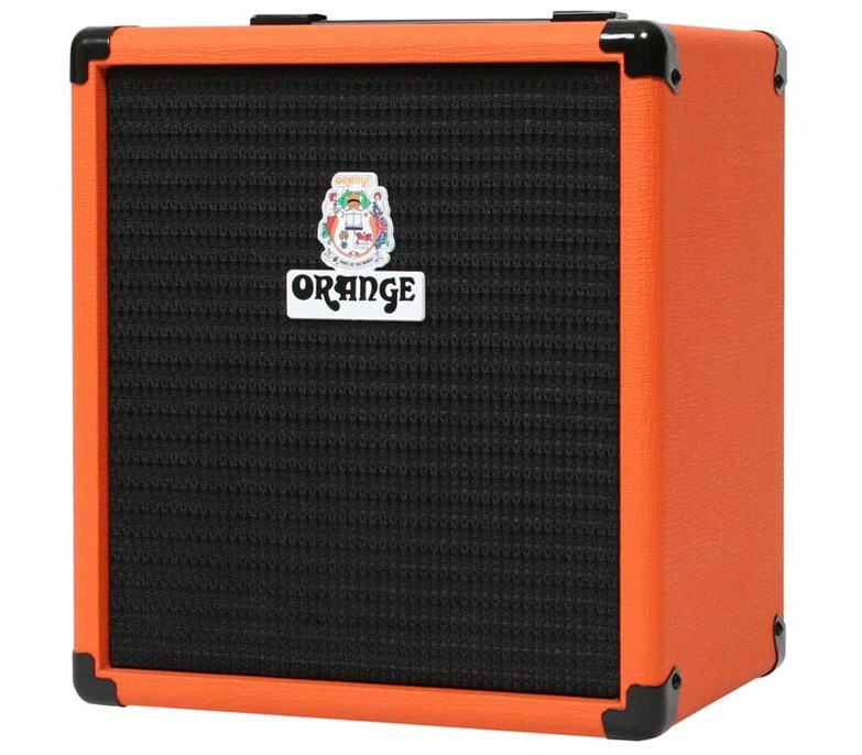 ORANGE CRUSH 35B BASS COMBO AMP
